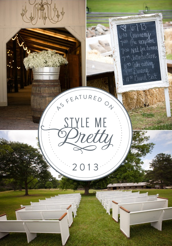Vinewood Plantation - StyleMePretty