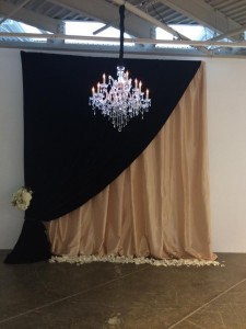 Ceremony Backdrop ACAC