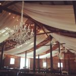 Romantic Dream Draping and Lighting Install at Vinewood Events