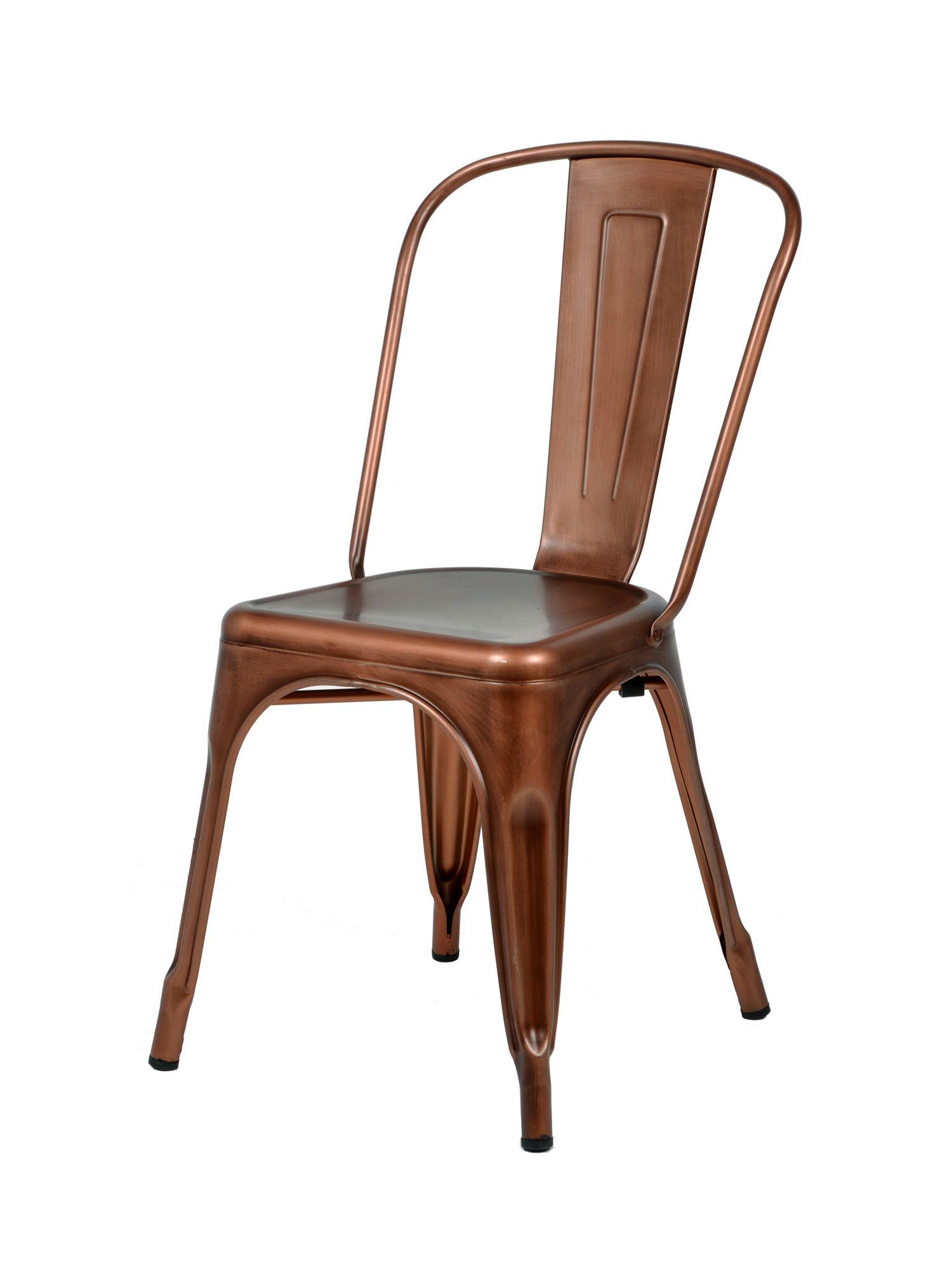 copper tolix chair. Black Bedroom Furniture Sets. Home Design Ideas