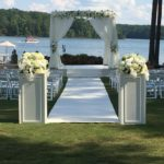 Ivory-ceremony-platofrm-ritz-crush-event-design