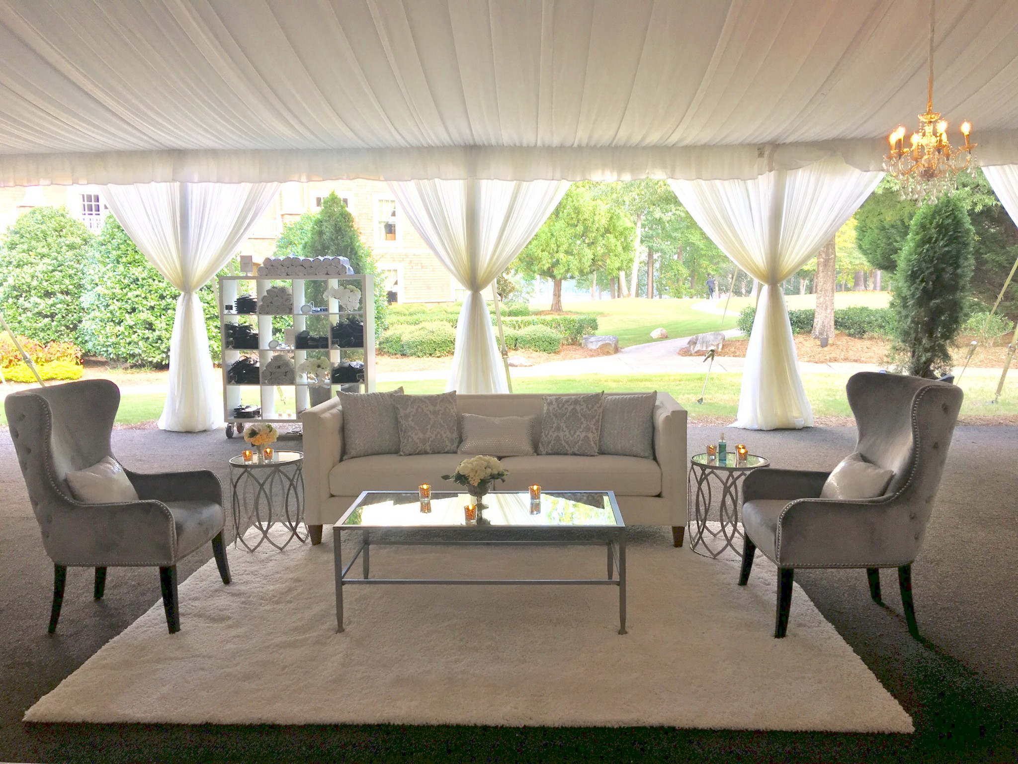 Virtual design your event table rectangular mirrored for Wedding table design tool