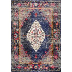 Muted Navy Rug