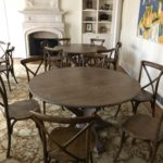 54 Tuscan Round Table